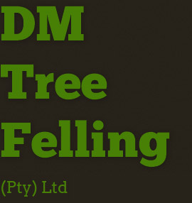 DM Tree Felling / Boomsloping (Pty) Ltd - Pretoria logo